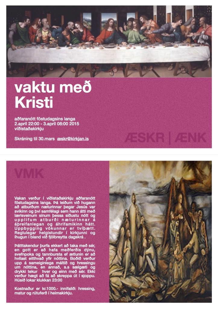 VMK flyer